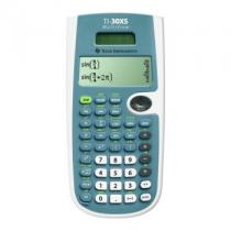 TI-30XS MultiView, 4-line - 16-character, easier-to-read LCD display, Basic scientific, trigonometric and hyperbolic functions, Two-variable statistics: Enter/delete/insert/edit individual statistics data elements, Allows operations with fractions an
