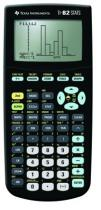 TI-82 STATS This graphics calculator is most suitable for secondary mathematics education. Numbers of named lists with up to 999 elements, automatic creation of the residual list in the Y=editor, use any numbers as frequencies to calculate common sta