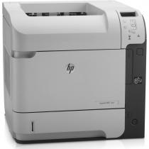 LaserJet Enterprise 600 M601dn; A4, max 43ppm, max 1200x1200dpi, 512MB max 1GB, fpo 8.5 sec, HP PCL6, PCL5c, PostScript Level 3 emulation, native PDF printing (v1.4), tavi 100+500coli, duplex, USB2.0, 2xUSB 2.0 host external, 2xUSB 2.0-like host internal, Gigabit Ethernet, toner CE390A, max 175.000pag/luna, recomandat 3.000 – 12.000 pag/luna; optional retea wireless, tavi 500, 1500 coli, envelope feeder 75 sheet, 5-bin mailbox, stapler/stacker, stacker, tava custom media, stand