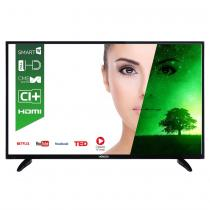 "LED TV HORIZON 48HL7310F, 48"" DLED / FHD / Smart TV (WiFi built-in) + DTS / 100Hz (CME) / USB Player (mpeg4, mkv) / VeryNarrow (12mm) / Double Neck-Foot Stand / Black"