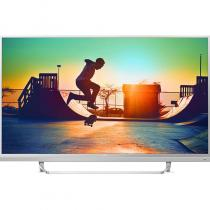 "Televizor, PHILIPS, 55PUS6482/12, LED, 55"", Smart TV, UHD/4K, Ultra Slim, Ambilight 3-sided, 3840*2160, RMS 25W, Clear Sound, DVB-T/T2/T2- HD/C/S/S2, OS: Android(TM) 6.0, Wi-Fi 11ac 2x2 integrated, SLOT CI+, HDMI , USB , VESA, SILVER"
