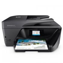 Officejet Pro 6970 e-All-in-One; Printer, Fax, Scanner, Copier, Web; A4, print (ISO): max 20ppm a/n, 11ppm color (10/7 ipm duplex), max 600x1200dpi color, fpo 14/17 sec mono/color, HP PCL 3 GUI, HP PCL 3 Enhanced, tava 225 coli, duplex, DADF 35 coli,