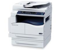 WorkCentre 5022, A3, 22 ppm, copy/print/scan color to PC, DADF 110 coli, 600x600dpi, HBPL, fpo 14s, 256MB, alim 100+250 coli (max 1850), proc 300 MHz, USB, duty 20k/luna, retea ethernet optional, toner start 2500p