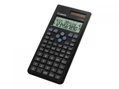 CALCULATOR BIROU CANON F715SGBK SCIENT 16DIGIT