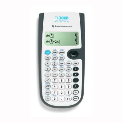 CALCULATOR BIROU TEXAS INSTRUMENTS TI-30XB MULTIVIEW 4-LINE