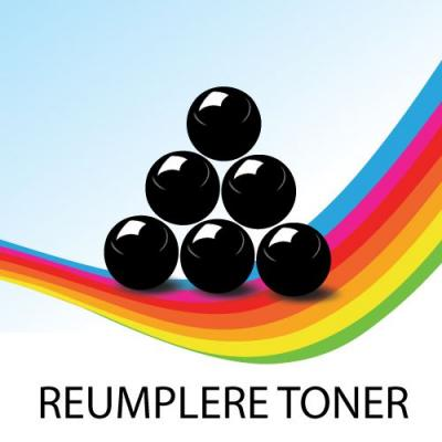 CARTUS TONER 1240001R - REUMPLERE(KIT CARD) 180G OKI MB 260