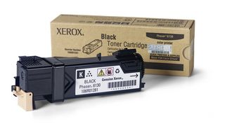 CARTUS TONER BLACK 106R01285 2,5K ORIGINAL XEROX PHASER 6130