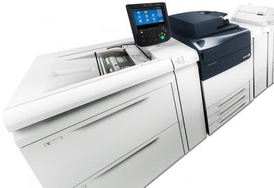 XEROX COLOR VERSANT 180 PRESS