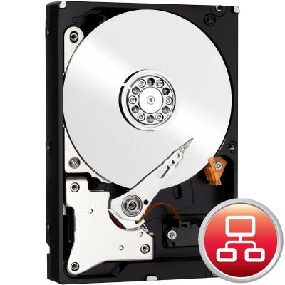 HARD DISK WESTERN DIGITAL RED 1TB SATA3 64MB NASWARE WD10EFRX