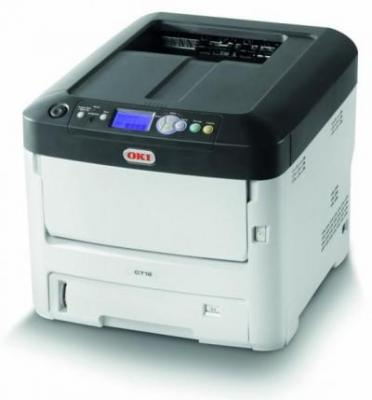 IMPRIMANTA LASER OKI COLOR C712N