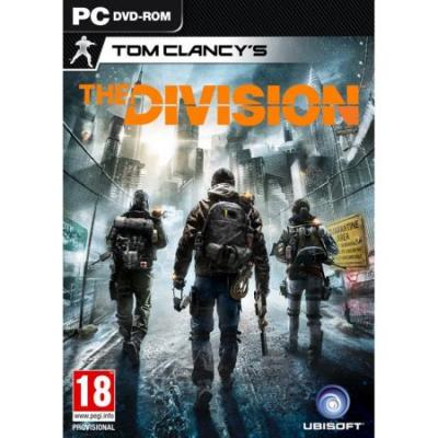 JOC UBISOFT THE DIVISION PC