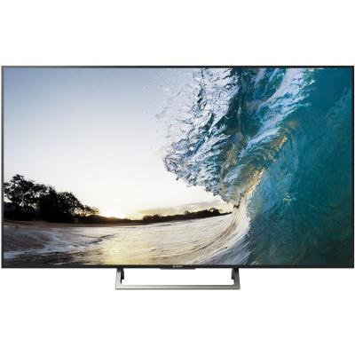 Televizor Smart LED Sony 138 cm Ultra HD KD55XE8505BAEP, WiFi, USB, CI+, Android, Black - RESIGILAT