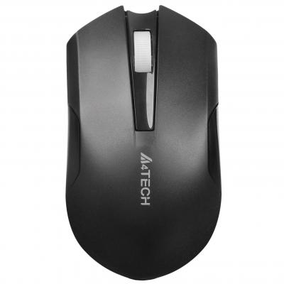 MOUSE A4TECH G11-200N V-TRACK WIRELESS USB BLACK