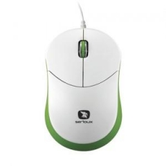 MOUSE SERIOUX RBM680-GR USB MINI RAINBOW 680 1000DPI GREEN