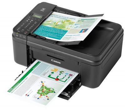 MULTIFUNCTIONAL CERNEALA CANON PIXMA MX495 BLACK