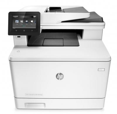 MULTIFUNCTIONAL LASER HP COLOR LASERJET PRO MFP M477FDW