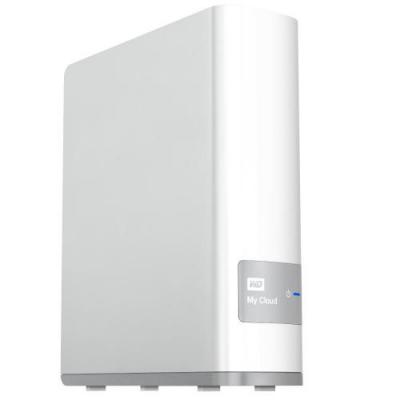 NAS WESTERN DIGITAL MY PERSONAL CLOUD STORAGE 3TB USB 3.0