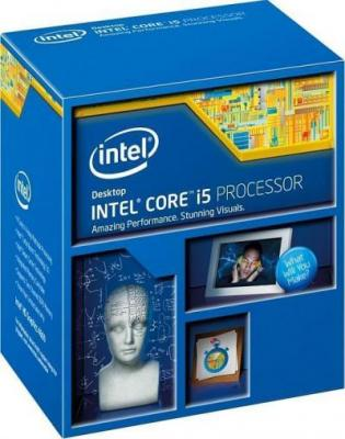 PROCESOR INTEL CORE I5 HASWELL 4C I5-4460 3.2GHZ S.1150 6MB BOX