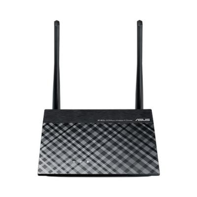 ROUTER ASUS WIRELESS RT-N12PLUS BLACK
