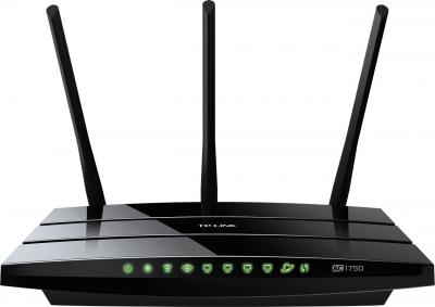 ROUTER TP-LINK ARCHER C7 WIRELESS AC 1750MBPS DUAL-BAND