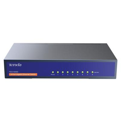SWITCH TENDA TEG1008D TENDA 8PORT GIGABIT