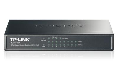 SWITCH TP-LINK TL-SG1008P