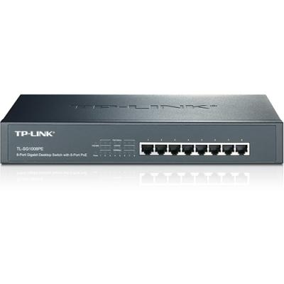 SWITCH TP-LINK TL-SG1008PE 8 PORTURI GIGABIT