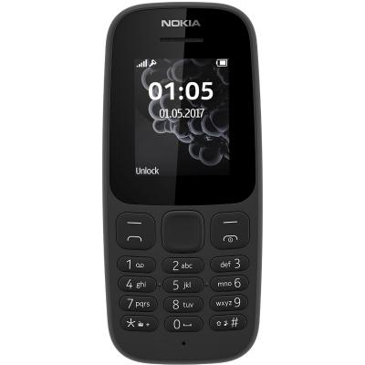 TELEFON NOKIA 105 2017 SINGLE SIM 2G 1.4