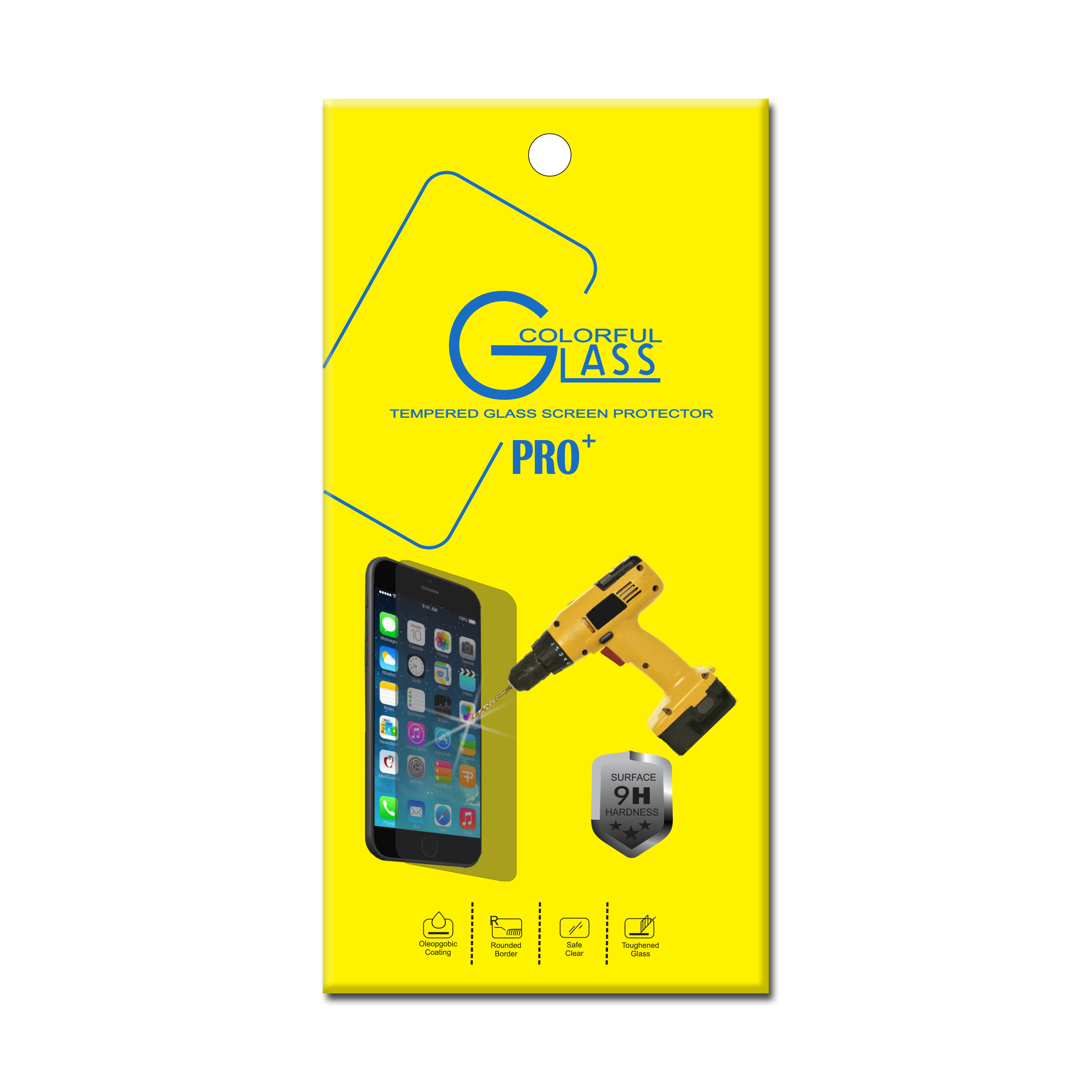 FOLIE PROTECTIE GLASS STICLA SECURIZATA LG G2 GLASS127