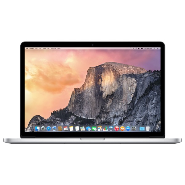 "LAPTOP APPLE MACBOOK PRO RETINA INTEL CORE I7 15"" MJLQ2ZE/A"