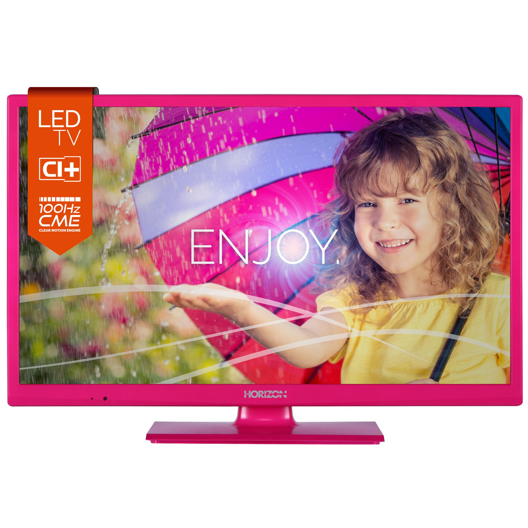 "LED TV HORIZON 24"" 24HL712H HD READY EDGE"