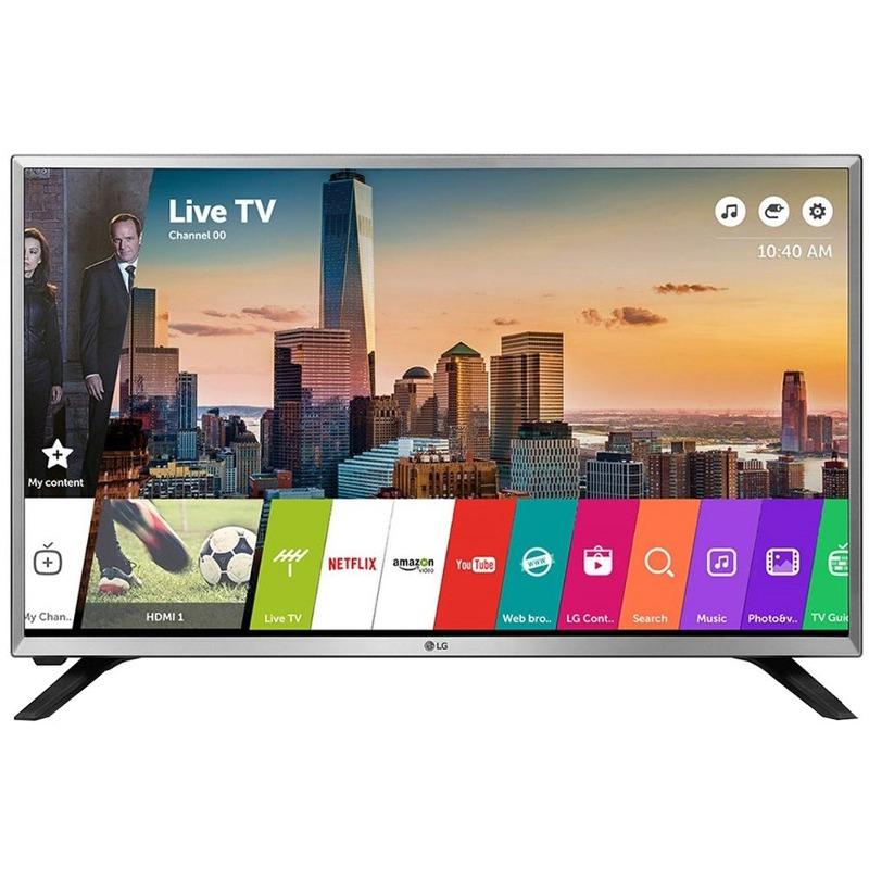 Televizor Smart Led Lg 80 Cm Hd Ready 32lj590u Wifi Usb Ci+ Grey