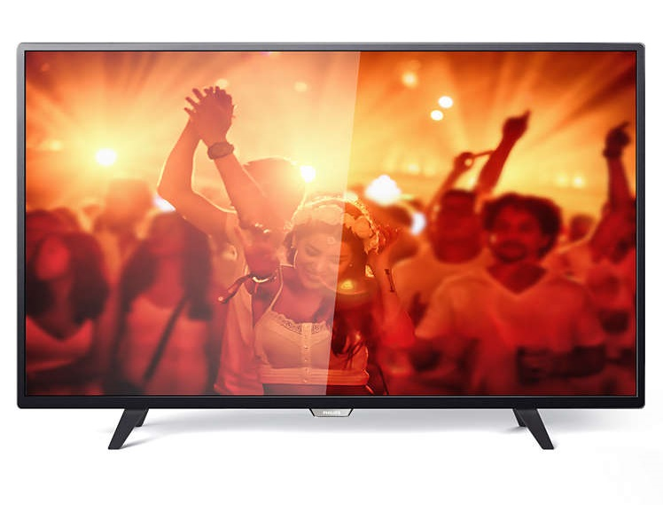 Televizor Led Philips 108 Cm Full Hd 43pfs4001/12 Usb Ci+ Black