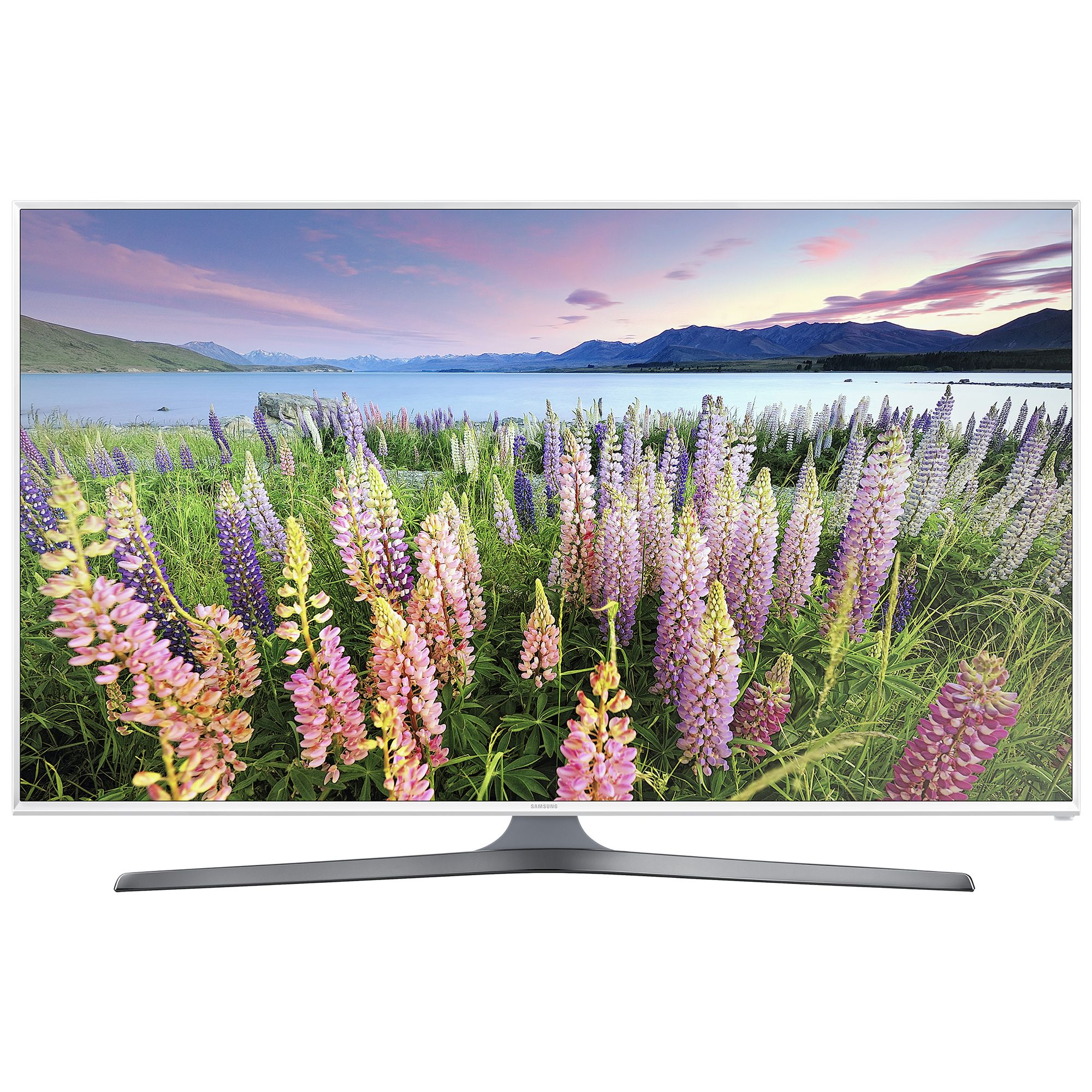 Televizor Smart LED Samsung 101 cm Full HD 40J5510 Quad Core USB CI+ WiFi OS Tizen White