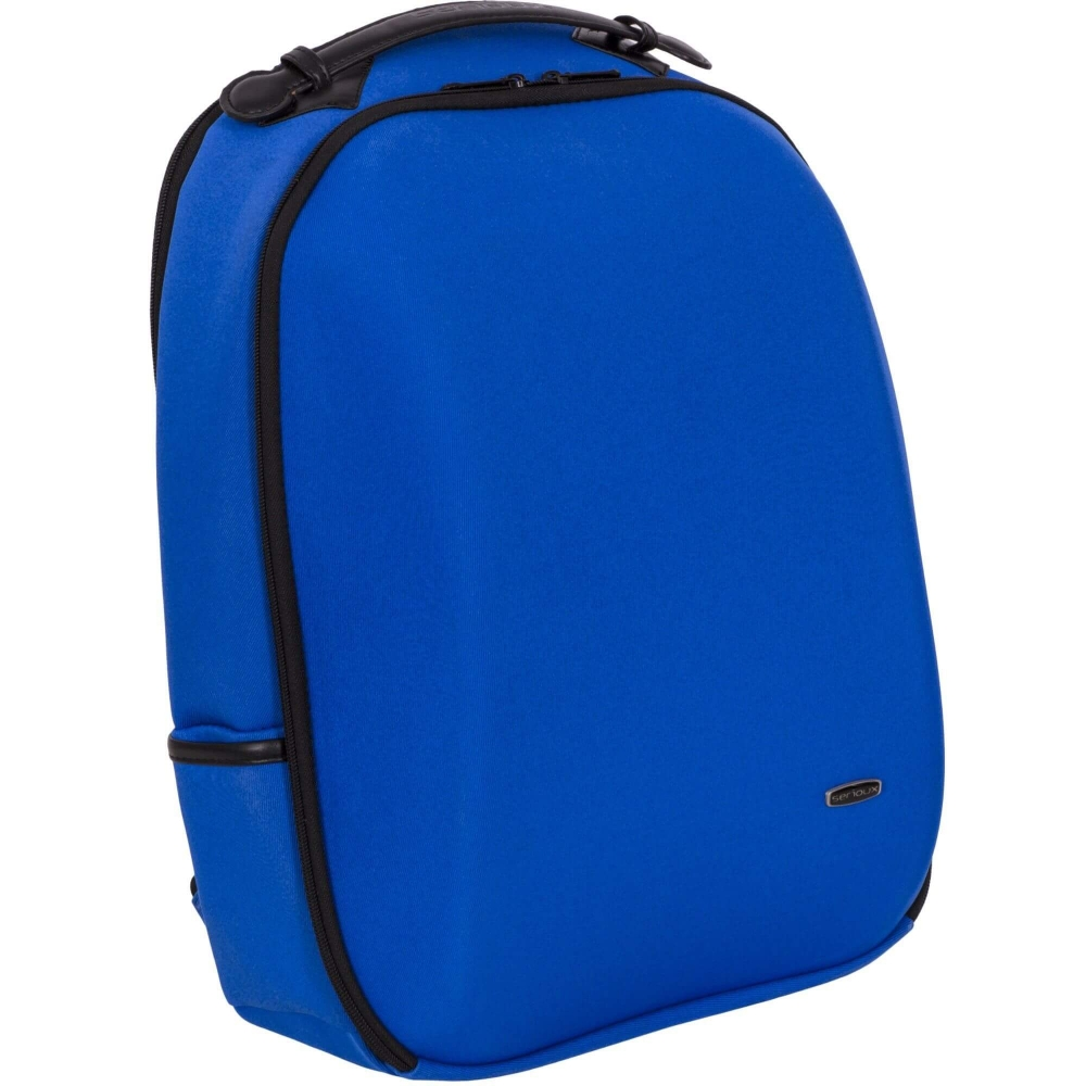 "RUCSAC LAPTOP SERIOUX SRX-BPK-1601-1 CARCASA RIGIDA 15.6"" NYLON BLUE"