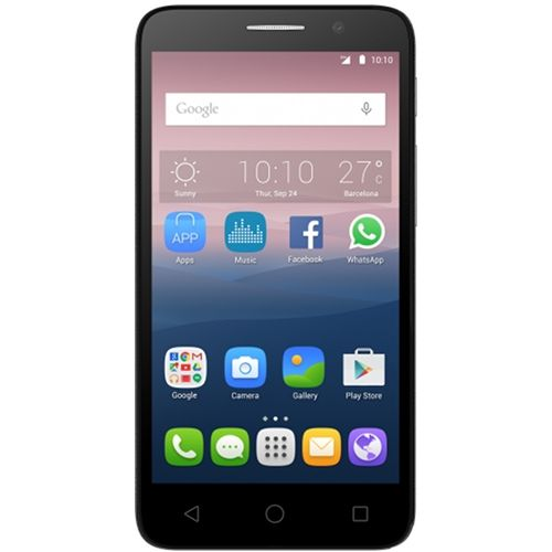 "Telefon Alcatel 5015d Pop 3 Dual Sim 8gb 3g 5"" Black"