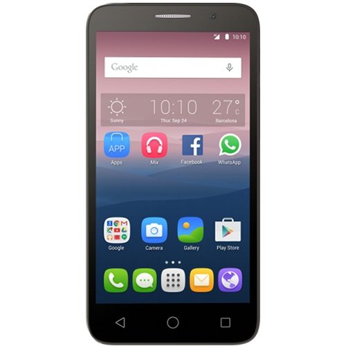 "Telefon Alcatel 5065d Pop 3 Dual Sim 8gb 4g 5"" Silver"