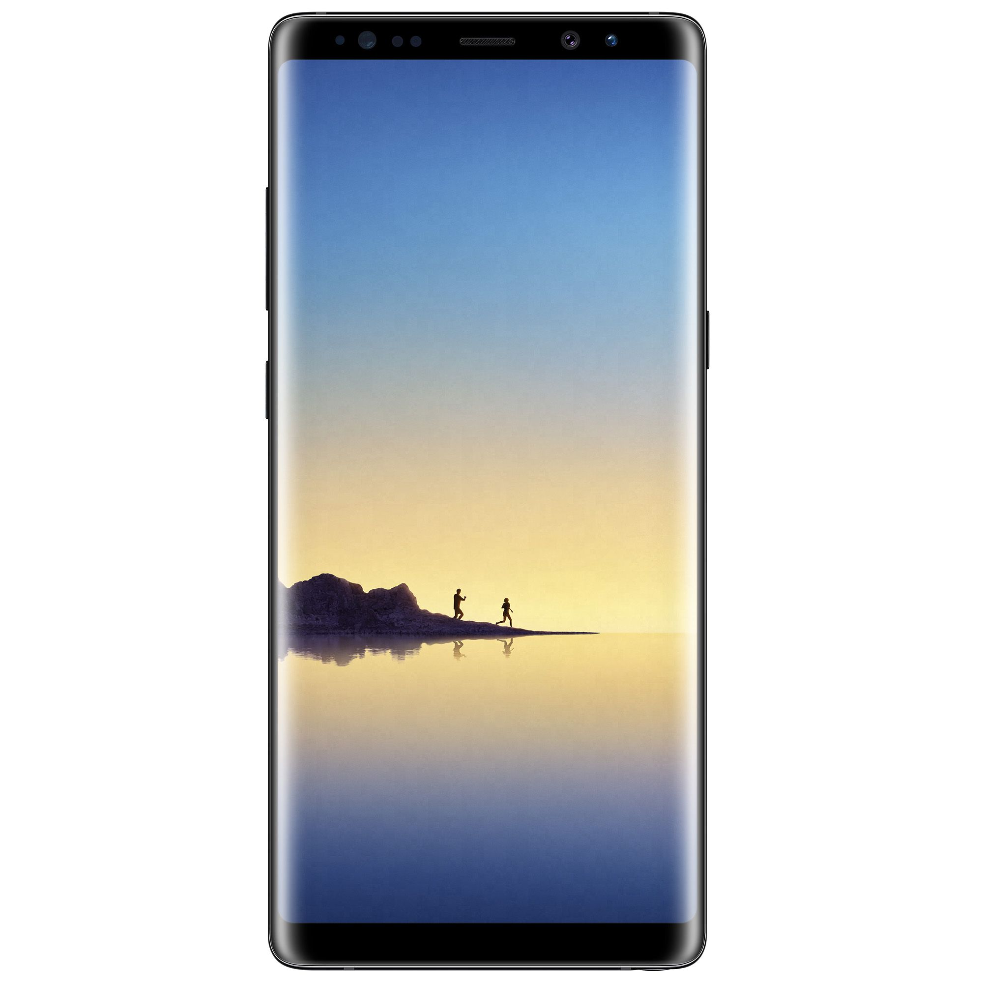 "Telefon Samsung Galaxy Note 8 N950f 64gb 4g 6.3"" Midnight Black"