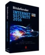 ANTIVIRUS BITDEFENDER INTERNET SECURITY 2016 1PC 1AN PLIC US11031001