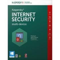 ANTIVIRUS KASPERSKY INTERNET SECURITY 2017 1AN 5PC KL1941OBEBS-7RO