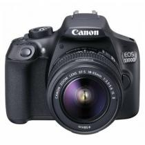 APARAT FOTO CANON EOS-1300D + EFS18-55 IS 18MP BLACK