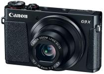 APARAT FOTO CANON POWERSHOT G9X 20.2MP BLACK