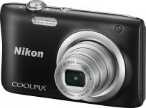 APARAT FOTO NIKON COOLPIX A100 20.1MP CCD BLACK