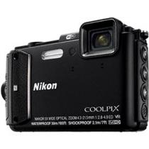APARAT FOTO NIKON COOLPIX WATERPROOF AW130 DIVING KIT 16MP BLACK