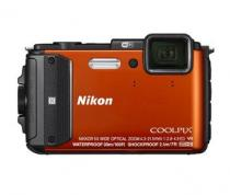 APARAT FOTO NIKON COOLPIX WATERPROOF AW130 DIVING KIT 16MP ORANGE