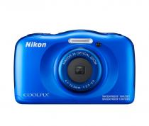 APARAT FOTO NIKON COOLPIX WATERPROOF W100 13.2MP BLUE