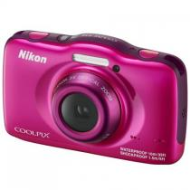 APARAT FOTO NIKON COOLPIX WATERPROOF W100 13.2MP PINK