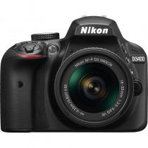 APARAT FOTO NIKON D3400 KIT AF-P 18-55MM VR 24.2MP BLACK