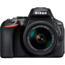APARAT FOTO NIKON D5600 KIT AF-P 18-55MM VR 24.2MP BLACK