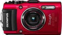 APARAT FOTO OLYMPUS TG-4 16MP RED